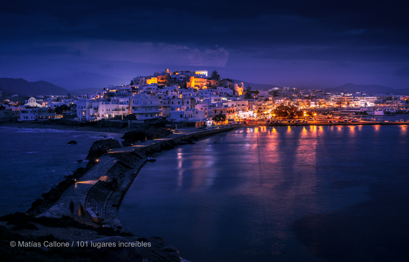 pueblos bonitos de grecia para visitar (Naxos)