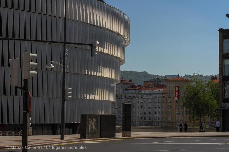 Estadio San Mames en Bilbao