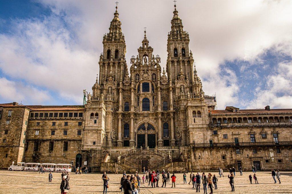 Ruta de Madrid a Santiago de Compostela en coche