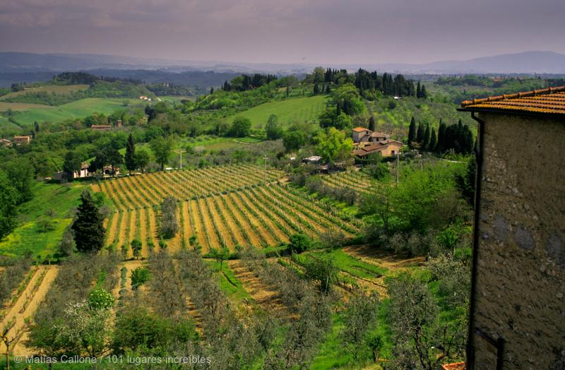 Luis Benshimol recomienda: Una ruta por donde se filmó Bajo el sol de Toscana