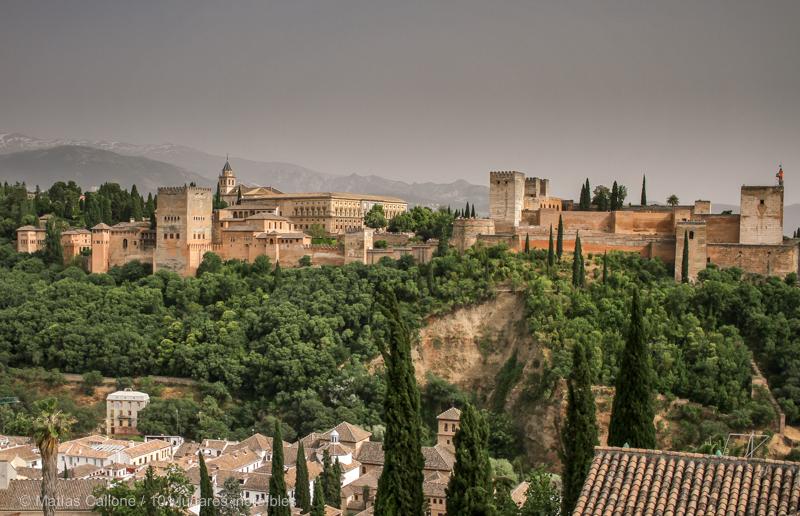 Las ciudades mas visitadas de Españ