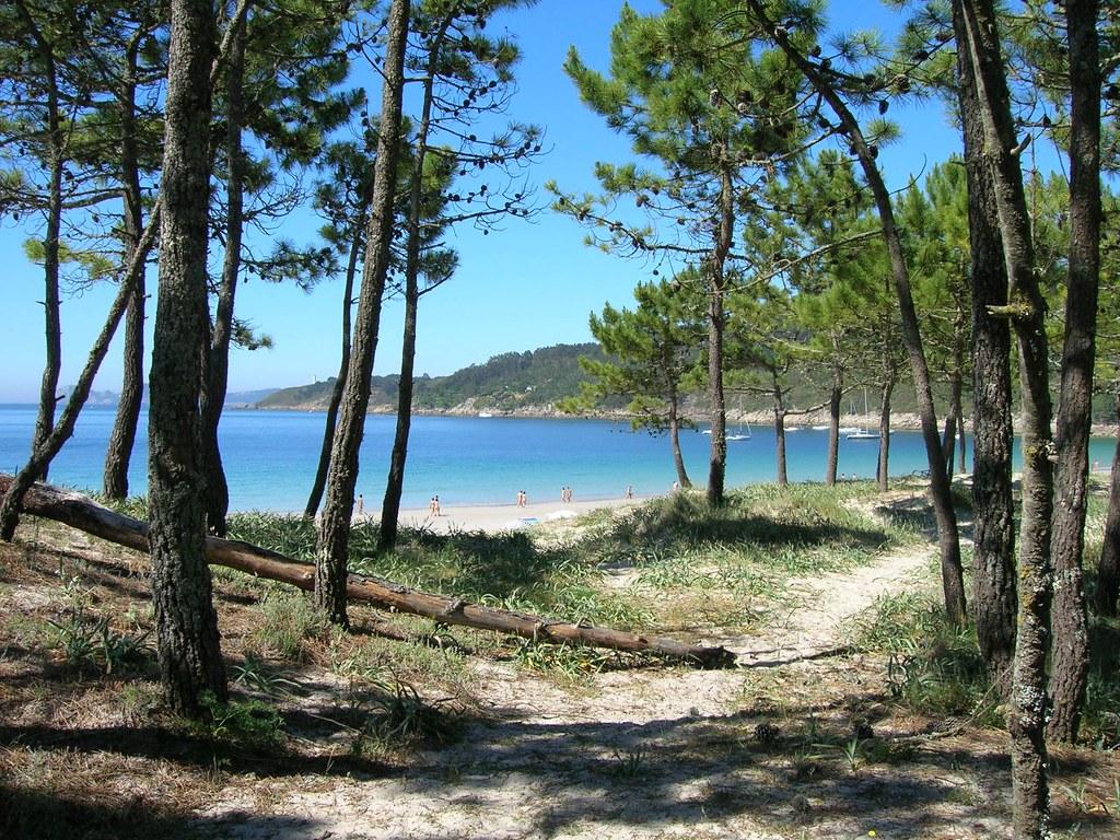 playas de aguas cristalinas de España