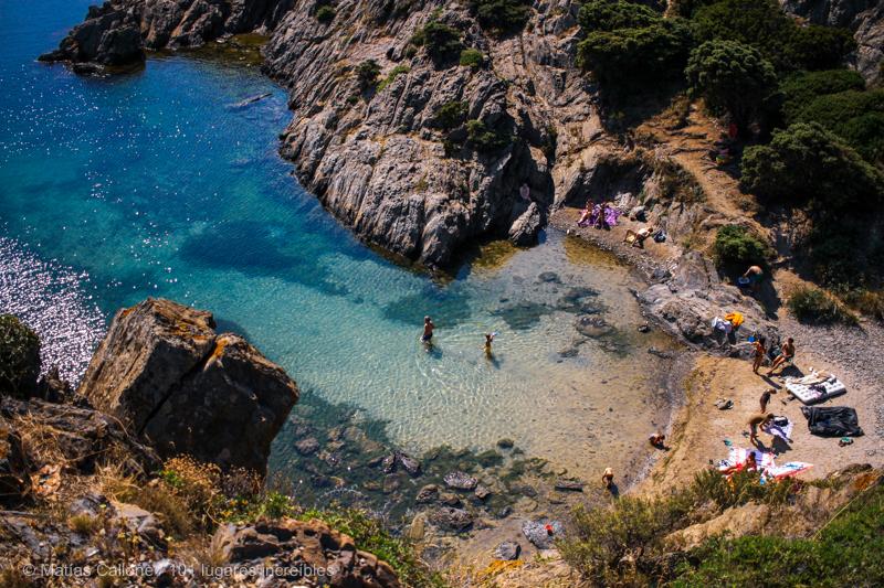 playas curiosas de España