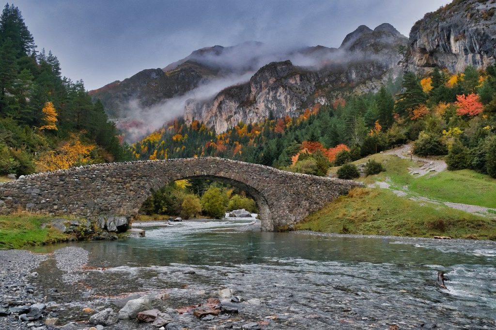 los mejores bosques de España en otoño