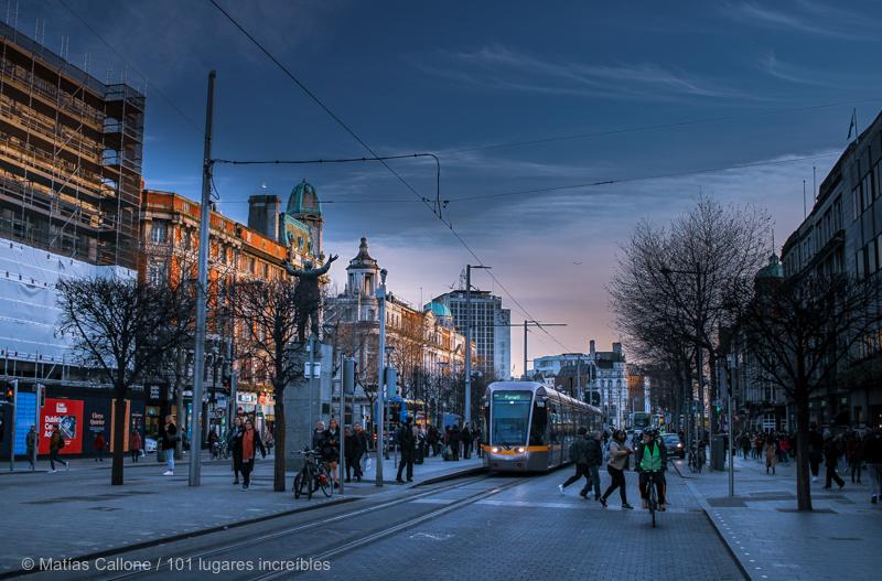 que ver y hacer en Dublín