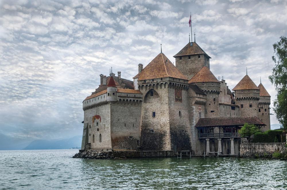 castillos más bonitos de Suiza